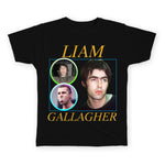 Liam Gallagher - Oasis - Indie Legends Series - Unisex T-Shirt