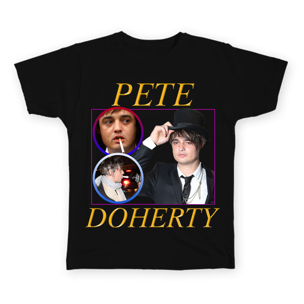 Pete Doherty - The Libertines - Indie Legends Series - Unisex T-Shirt