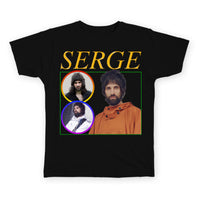 Serge - Kasabian - Indie Legends Series - Unisex T-Shirt