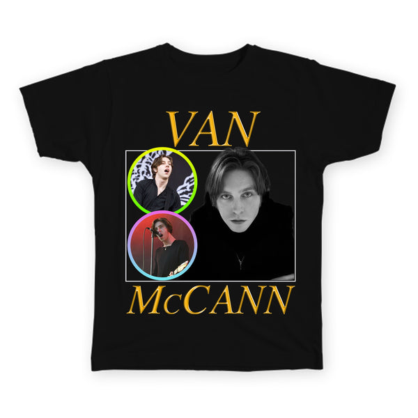 Van McCann - Catfish and the Bottlemen - Indie Legends Series - Unisex T-Shirt