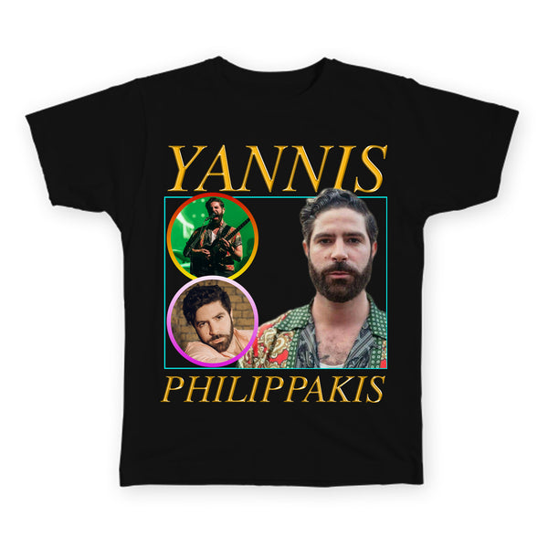 Yannis - Foals - Indie Legends Series - Unisex T-Shirt