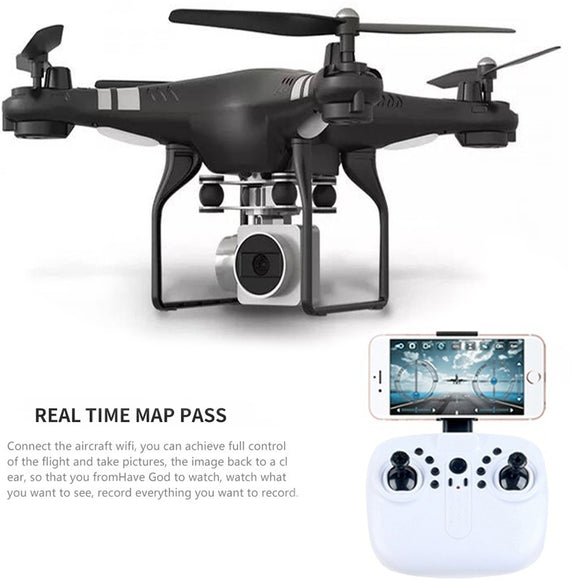 RC Drone HJ14W FPV RC Quadcopter Drone with Camera 2.4G 6-Axis RC Helicopter Drones with 2.0MP HD WIFI Camera