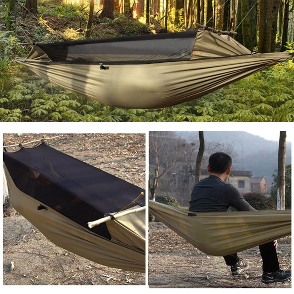 Multifunctional Portable Camping Tent Hammock( Tarp not included)
