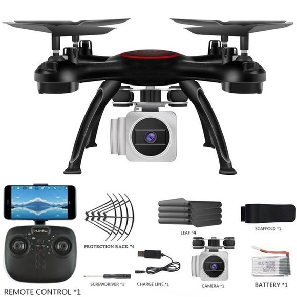 RC Drone X5U-71 FPV RC Quadcopter Drone with Camera 2.4G 6-Axis RC Helicopter Drones with WIFI Camera