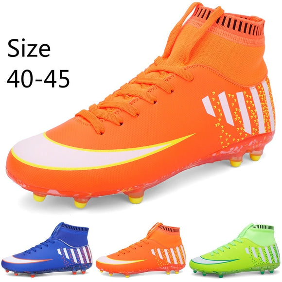 Men's Turf Cleats Soccer Athletic Football