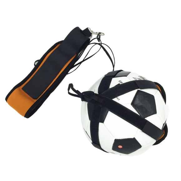 Adjustable Soccer Football Practice Belt Soccer Training Equipment Aid Football Kick Trainer Solo Soccer Trainer