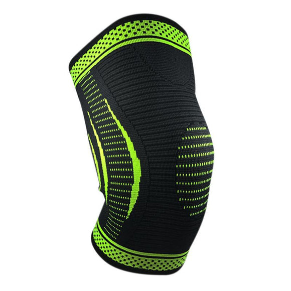 Sport Accessorie Elastic Knee Protector Protection Knee Support Basketball  Safety Football Kneepad Basketball Knee Pads 2018