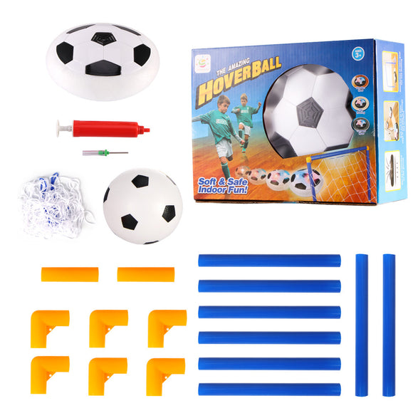 Electric Suspended Soccer Safe Multi-Surface Hovering Indoor Soccer l LED Flashing Children's Football Carnival