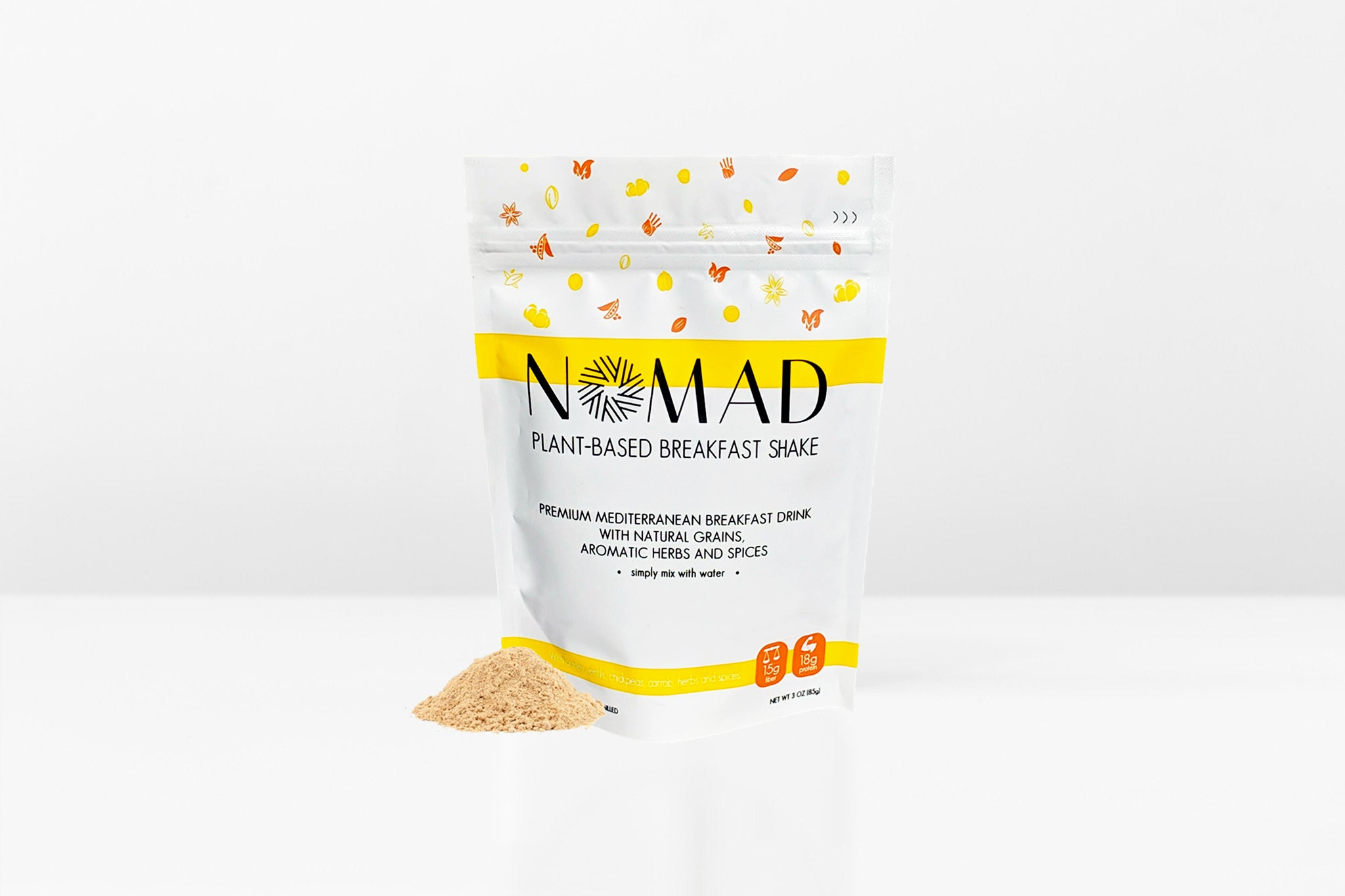 Nomad Breakfast 12 Packs