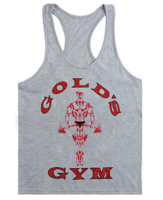 Gold's Gym workout tank top