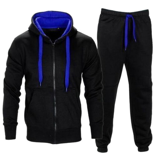 Men's two piece tracksuit