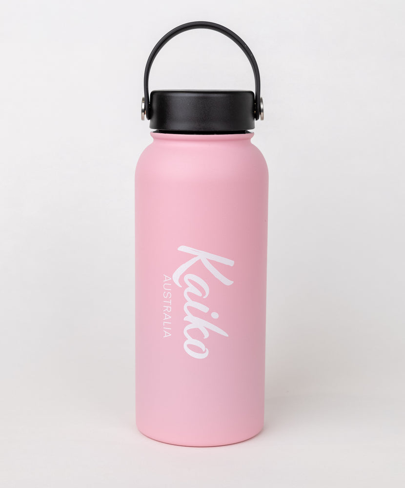 Load image into Gallery viewer, Kaiko Coral Pink Reusable Bottle