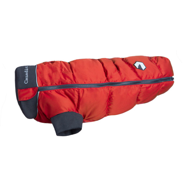 Bonfire Down Dog Coat - Red
