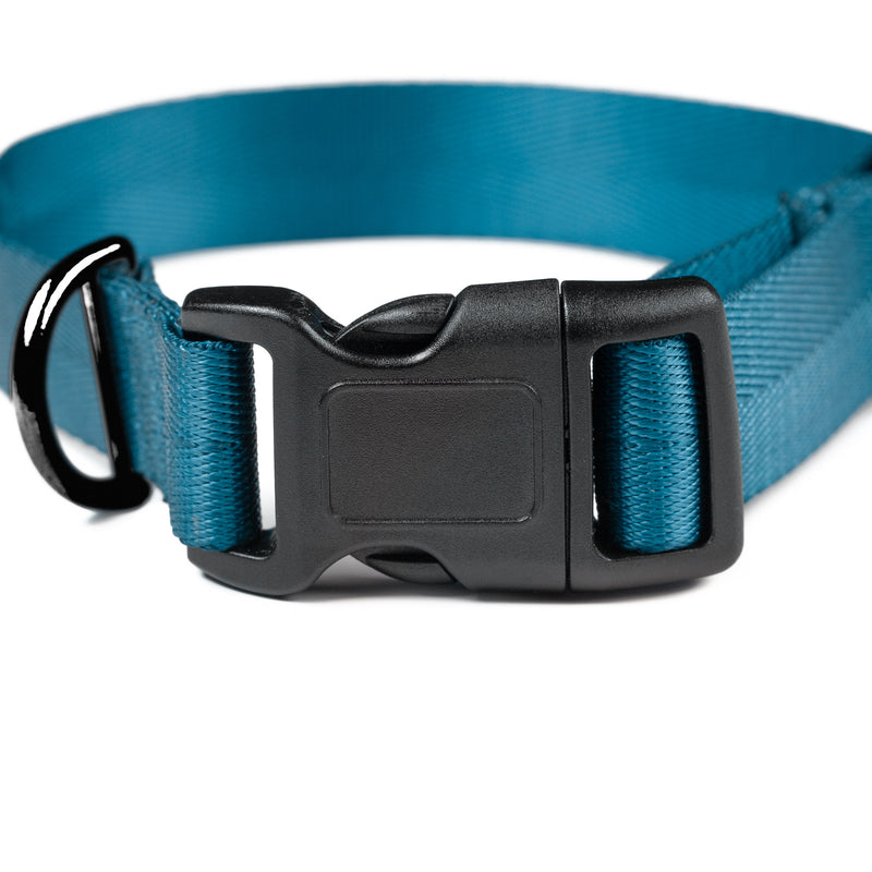 Breaker Dog Collar - Side Release Buckle - Closed