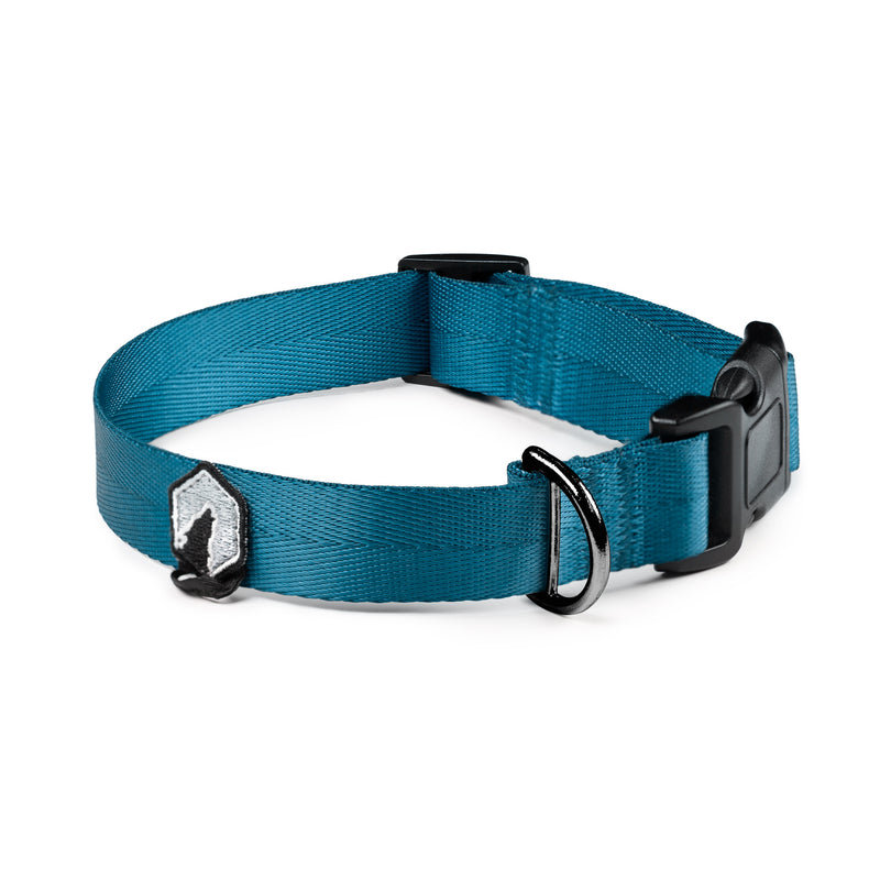 Breaker Dog Collar - Arctic Blue