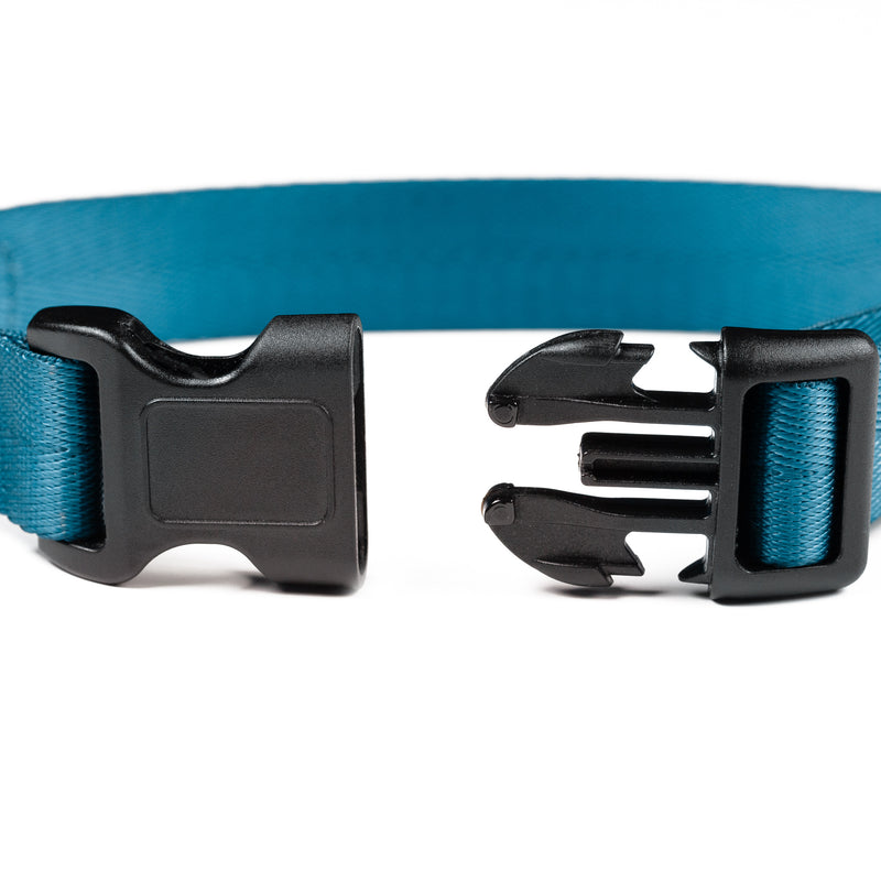 Breaker Dog Collar - Side Release Buckle - Open