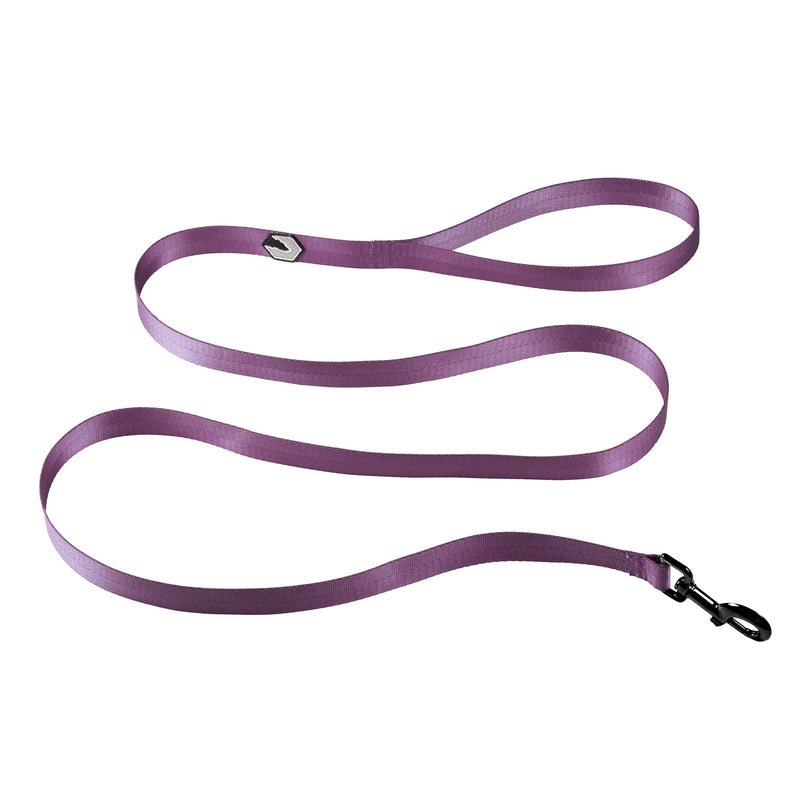 Peak Dog Leash - Plum