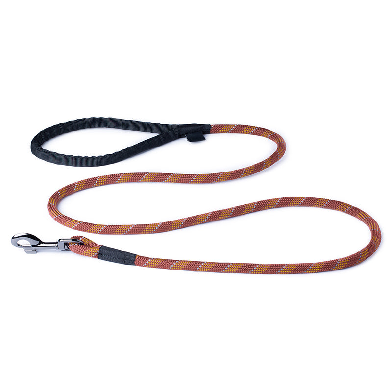 Trapper Dog Leash - Ruby Red