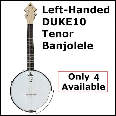 Left Handed DUKE10 Still Available in Very Limited Quantities
