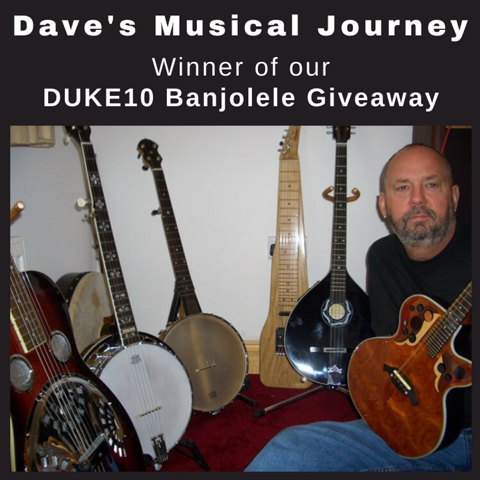 Dave's Musical Journey (DUKE10 Winner)