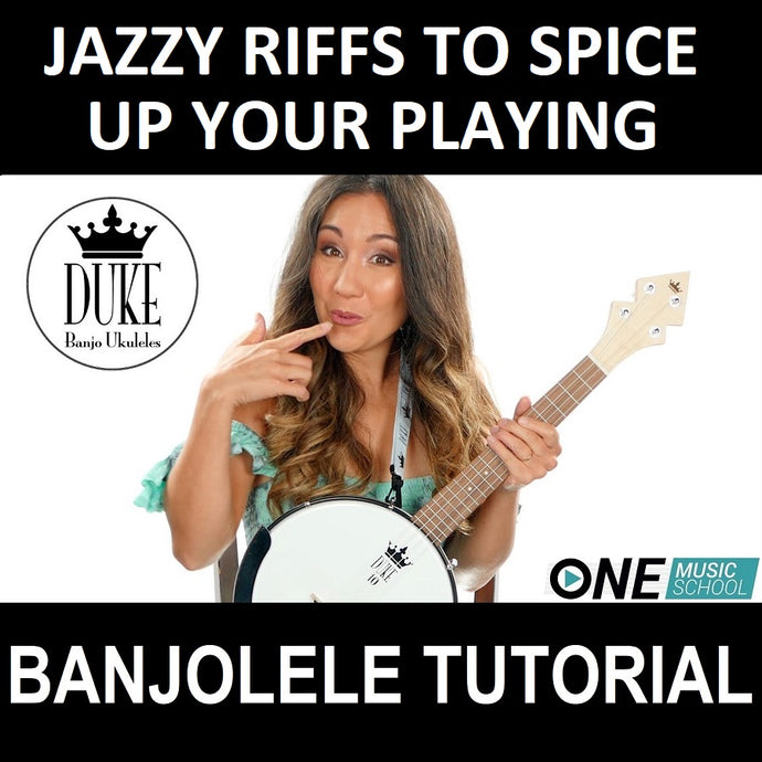 Jazzy Riffs to Spice Up Your Ukulele Playing