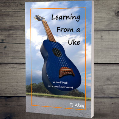 Learning From A Uke [BOOK] Contemplation Of A Journey
