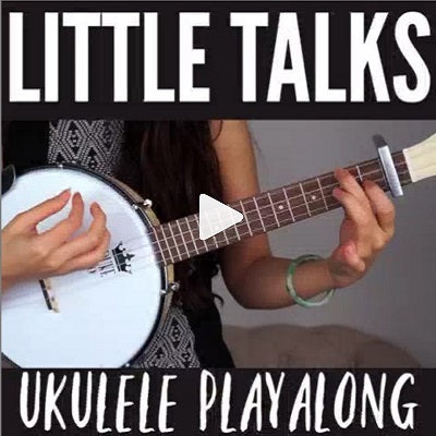 Banjolele Playalong - Little Talks