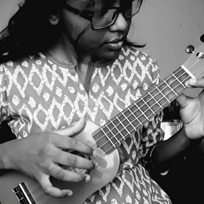 Priyadharshni's Ukulele Story from India