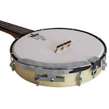 Load image into Gallery viewer, Comfortable armrest fitted as standard to every  DUKE10 Tenor Banjo Ukulele