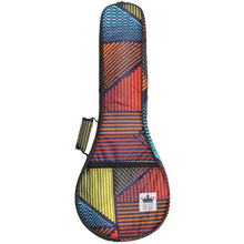 Load image into Gallery viewer, The colorful and unique gig bag supplied with every DUKE10 Banjolele