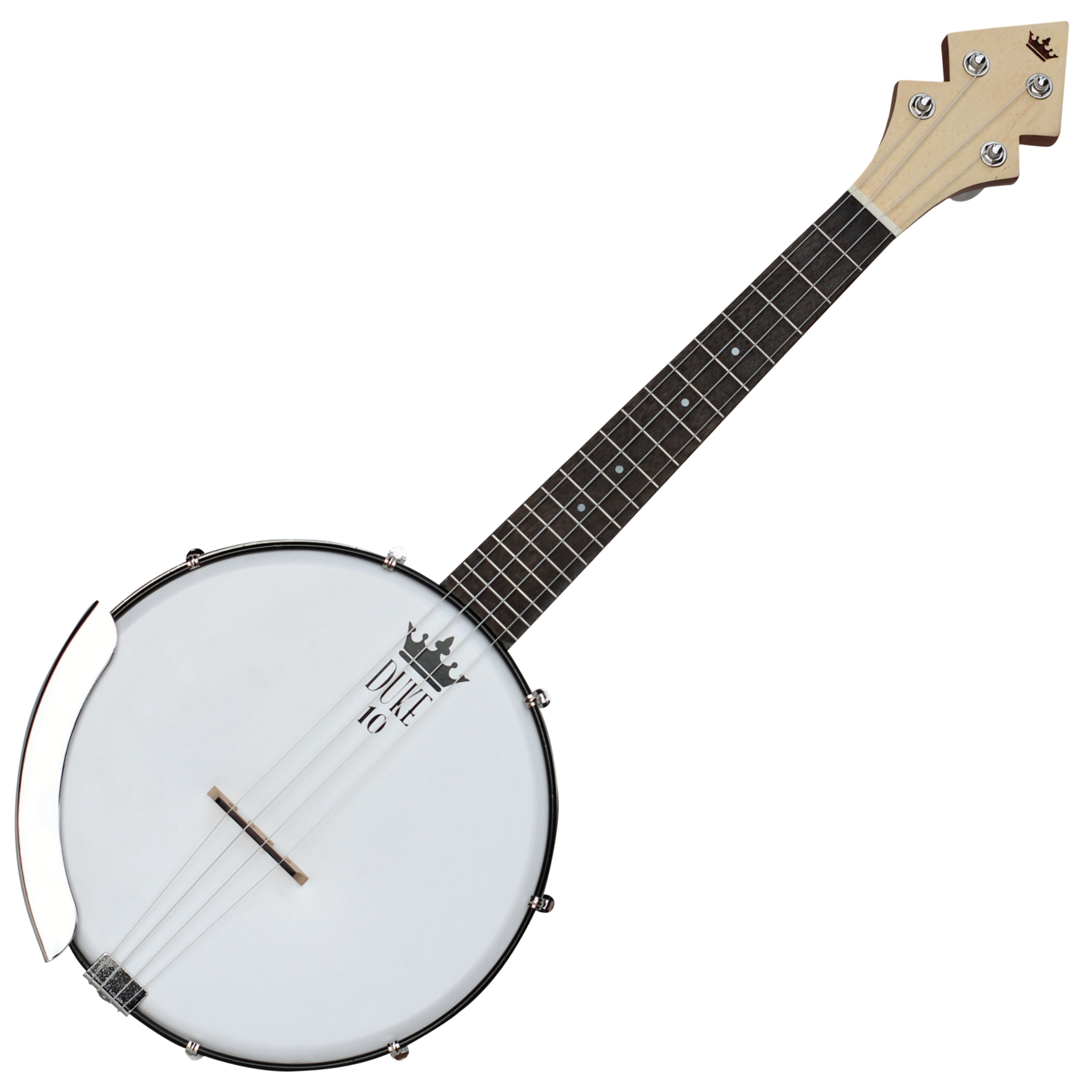 The DUKE10 Tenor Banjo Ukulele from Duke Banjo Ukuleles