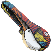 Load image into Gallery viewer, DUKE10 Tenor Banjo Ukulele in its gig bag