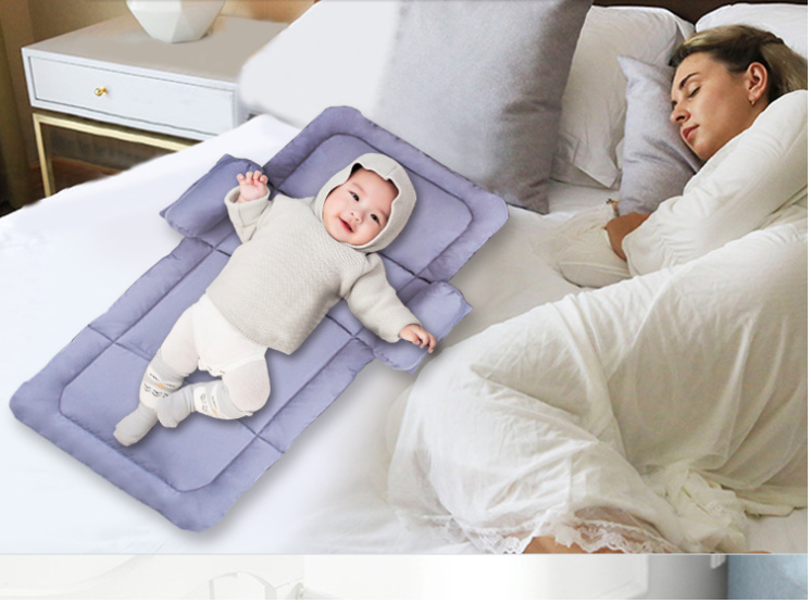 Exceptionally Elegant Portable Baby Bed - Exceptional_Gear