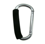 Heavy Duty Carabiner Stroller Hook Hanger - Exceptional_Gear