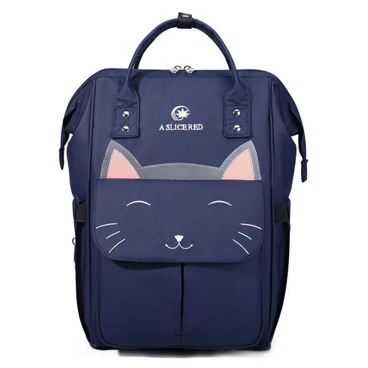 Happy Meow Large Capacity Diaper Bag - Exceptional_Gear