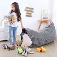 Munchi The Bean Bag Chair That Eats Up Your Stuffed Animal Problems - Exceptional_Gear