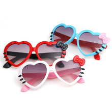 Cutest Heart Shape Bow Knot Kids Sunglasses - Exceptional_Gear