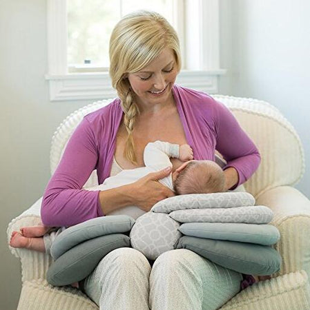 Adjustable Breastfeeding Nursing Pillow Height - Exceptional Gear
