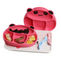 Cute Panda Suctioned Silicone Plate - Exceptional Gear