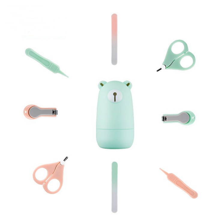 Barney The Cutest Baby Nail Clipper Set - Exceptional_Gear