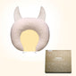 Newborn Baby Head Shaping Pillow Latex Cushion for Flat Head Syndrome Prevention - Exceptional_Gear