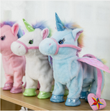 Walking Singing Pet Unicorn Toy - Exceptional_Gear