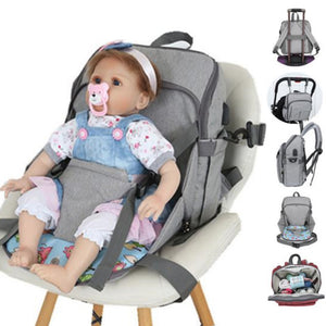 Cuddie The Chair Strap Diaper Bag Transformer - Exceptional Gear