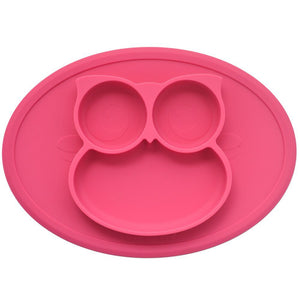 MR. Owl The Silicone Plate Pad - Exceptional_Gear