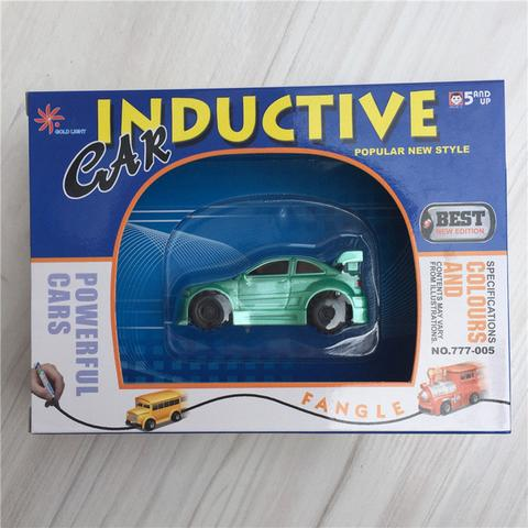 The Follow Me Toy Car - Exceptional_Gear