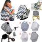Protect The Multi Use Nursing, Baby Car, Shopping Cart Cover - Exceptional Gear