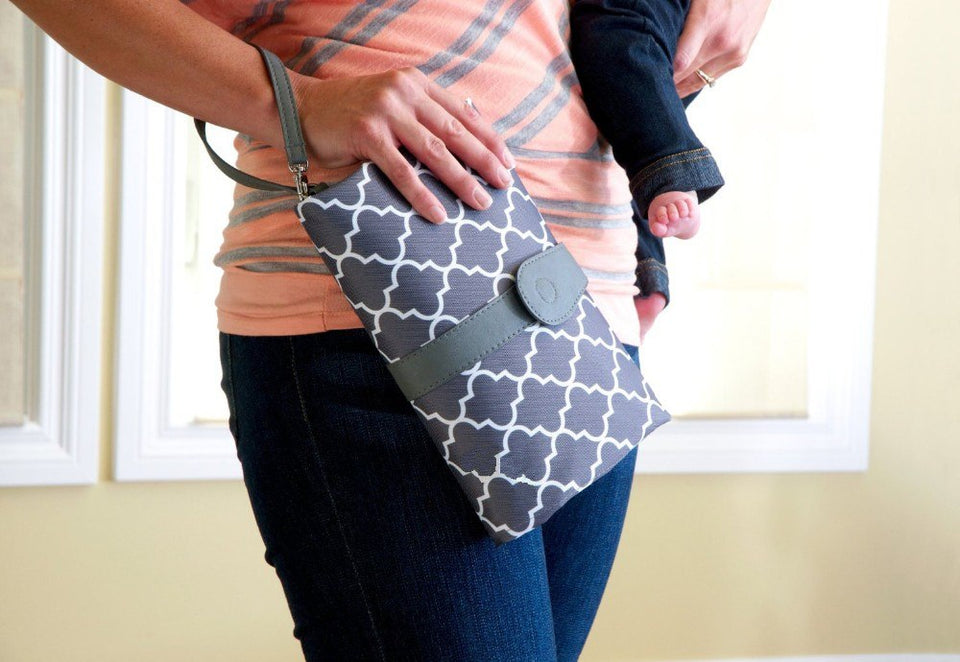 Multi Functional Portable Baby Diaper Changing Pad - Exceptional_Gear