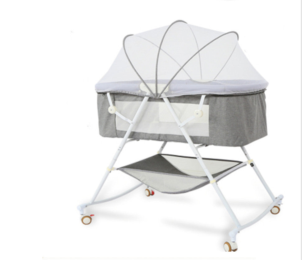 Portable Crib That Folds - Exceptional_Gear