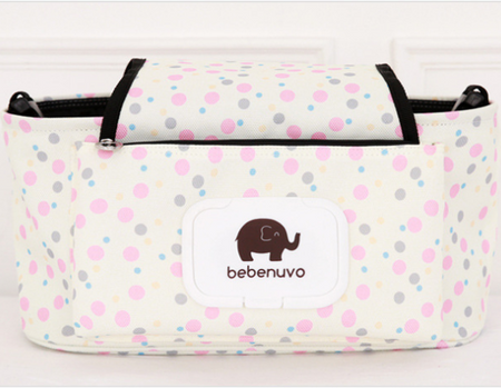 Adorable Stroller Organizer Bag - Exceptional Gear