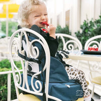 Disney Multi-Functional 2 in 1 Diaper Bag & Portable High Chair - Exceptional Gear